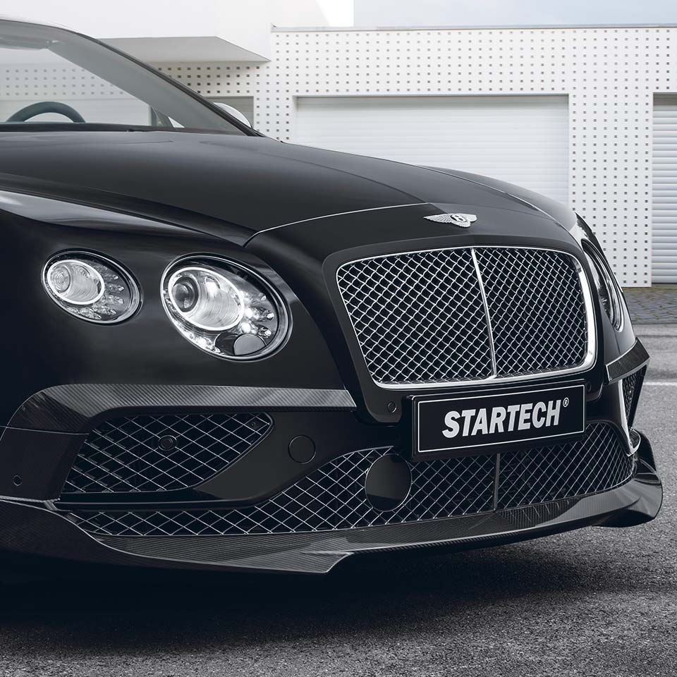 By621 200 20 Carbon Frontaufsatzelemente: Bentley Flying Spur